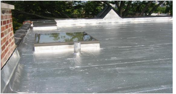 Commercial roofing rockford belvidere collinsville il for Types of roof covering materials